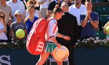 Simona Halep a fost învinsà în finala de la Roland-Garros de letona Jelena Ostapenko