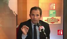 Benoit Hamon, candidatul socialistilor francezi la prezidentialele din aprilie-mai 2017