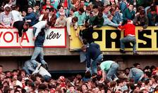 Stadionul Hillsborough din Sheffield 15 aprilie 1989