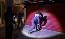 Un control nocturn de politie în Franta