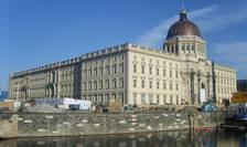 Humboldt-Forum, pe locul fostului Parlament estic din Berlin
