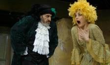 Ion Haiduc și Cerasela Iosifescu în piesa Soțul păcălit