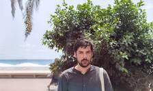 Regizorul Andrei Epure, la Festivalul de la Cannes 2021.