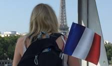 Finala Cupei Mondiale poate fi urmărită la Paris pe ecrane gigant instalate de Primăria Capitalei la Tour Eiffel.