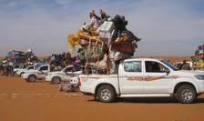 Sahel - Sahara: o intensa zona de trafic