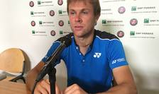 Radu Albot, calificat pentru prima datà în turul doi la Roland-Garros