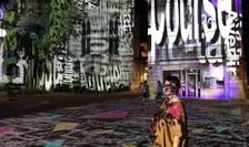 """Festivalul de sunet şi lumină """"Hélios"""", ajuns la a patra ediţie, se ve desfăşura la Avignon între 25 iulie şi 30 august."""