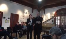 Ambasadoarea Franței, Michele Ramis și pianistul Jean-Yves Thibaudet