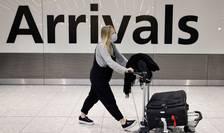Frontiera britanică la aeroportul Heathrow