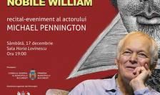 Recital-eveniment al actorului  Michael Pennington