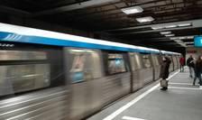 Un bărbat a încercat să se sinucidă la metroul bucureștean (Foto: RFI/Cosmin Ruscior)