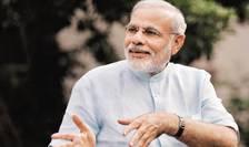 Narendra Modi, seful guvernului nationalist hindus de la New Delhi