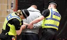 Suspect arestat de poliția britanică