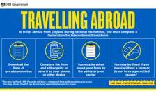 Restricții de călătorie în străinătate