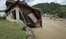 Inundațiile se pot produce mai ales pe afluenții de grad inferior ai râurilor