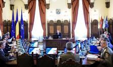 CSAT se întruneşte dupa decizia CC privind interceptarile facute de SRI.