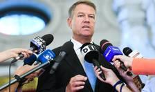 Odată suspendat Klaus Iohannis, la Cotroceni ar fi instalat imediat președintele Senatului, Călin Popescu Tăriceanu