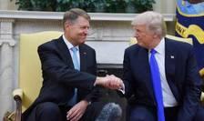 Klaus Iohannis a fost primul lider din estul Europei invitat la Washington de Donald Trump după câştigarea mandatului de preşedinte al SUA.