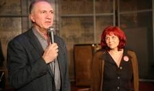 Ioan Bogdan Lefter și Marinela Țepuș