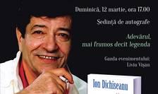 Ion Dichiseanu despre Adevărul, mai frumos decât legenda la București