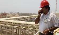 Iranul posedà a doua cea mai mare rezervà de gaze din lume; aici terminaul gazier de la Assaluyeh din sudul tàrii, în 2010