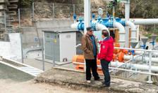Gheorghe Lămureanu, fermier din Agigea, a luat un milion de euro de la Uniunea Europeană pentru un sistem de irigații pe mare suprafață