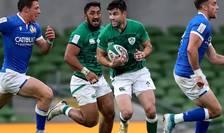 Irlanda 50 Italia 17