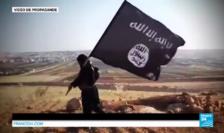 Imagine de propagandà a Organizatiei statul islamic