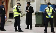 Ultrareligioși și poliție în Israel