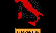 Italia, în carantină soft. Frizeriile și librăriile rămân deschise