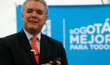 Ivan Duque, în vârsta de 42 de ani, preia marti mandatul de presedinte al Columbiei