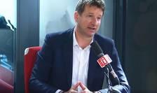 Yannick Jadot, cap de listă al formaţiunii Europe Ecologie Les Verts, la RFI