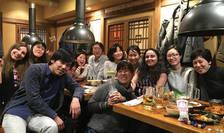 Programul de voluntariat al Festivalului de la Sibiului cu Japonia dureaza de 10 ani.