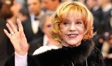 Jeanne Moreau, actrita si cantareata franceza a decedat