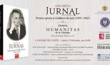 Jurnal. Printre spioni și trădători de țară (1955-1962) – volumul 2 de Ion Rațiu