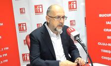 Kelemen Hunor, în studioul RFI
