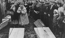 Înmormântările evreilor uciși la Kielce în 1946