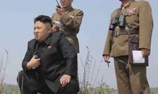 Liderul nord-corean Kim Jong-un