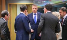 Klaus Iohannis, mulțumit de rezultatul alegerilor din Marea Britanie (Sursa foto: presidency.ro)