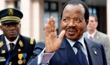 Preşedintele camerunez Paul Biya