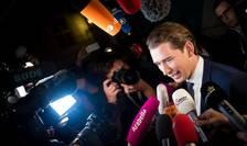 Fostul cancelar austriac Sebastian Kurz