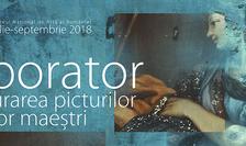 Afiș Expoziția Laborator. Restaurarea picturilor vechilor maeștri, MNAR 2018