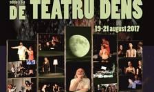 Afiș Laboratorul de Teatru Dens, Teatrul Nottara 2017