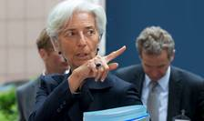 Directoarea FMI, Christine Lagarde (Foto: Reuters/Philippe Wojazer)