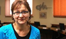 Președinta CNA, Laura Georgescu