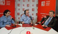 Laurenţiu Gheorghe, Constantin Rudniţchi si Sorin Dinu