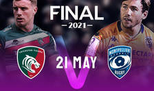 Leicester Tigers - Montpellier