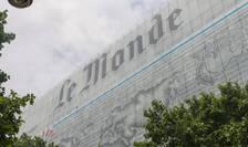 Sediul parizian al grupului Le Monde