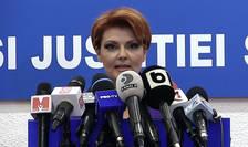 Ministrul Olguța Vasilescu face presiune cu mijloacele de care dispune pentru ca sectorul privat să crească salariile.