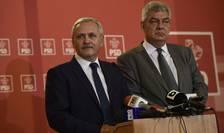 Liviu Dragnea şi Mihai Tudose, în tabere diferite în PSD? (Sursa foto: site PSD)